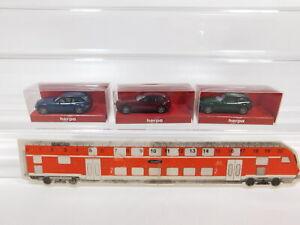 Cg466-0-5-3x-Herpa-h0-1-87-modelo-BMW-z3-Coupe-032469-022460-Neuw-embalaje-original