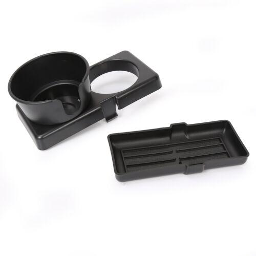 Black Ash Tray Cup Holder Center Console for 1990-97 Mazda MX-5 Miata 00008DD01