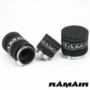 RAMAIR-Vespa-PK50-Elestart-Dell-039-orto-SHB-16-16F-Scooter-Pod-Air-Filter-62mm