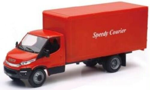 Utility Kasten Rigid Iveco Daily Speedy Courier Farbe Rot NEW15873A