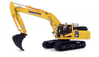 Universal Hobbies Komatsu Pc 490lc-10 Excavator 1:50 Scale 8090