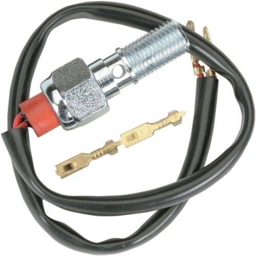 Brake Light Banjo Bolt With Built-In Switch 3//8in.-24 Goodridge BL775-03CH