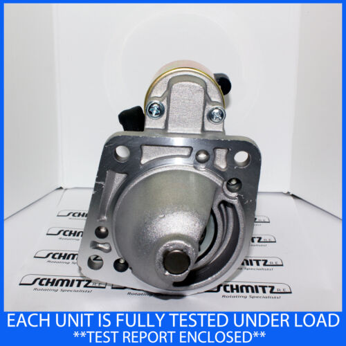 FITS LTI TX4 2.5 DIESEL **AUTOMATIC** NEW STARTER MOTOR TAXI BLACK CAB