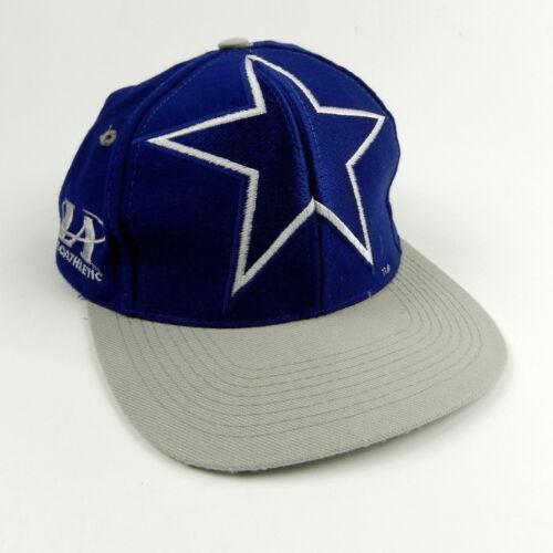 RARE Big Star Vtg Dallas Cowboys Snapback Logo Ath
