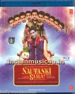 Nautanki-Saala-Neue-Original-Bollywood-blu-ray-Disc