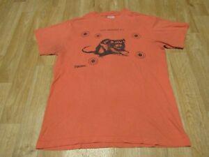 4571f609 Image is loading Supreme-Rat-Target-1-Medium-shirt-coral