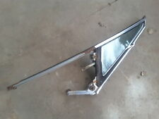 1965 65 CHEVY IMPALA BELAIR BISCAYNE SS VENT WINDOW ASSEMBLY GLASS OEM SOFT RAY
