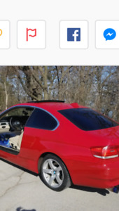 2007 BMW 328 Xi 6spd Manual