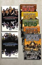 The Walking Dead Starter Bundle | Compendium 1-2 & Volumes 17-21 | Issues #1-126