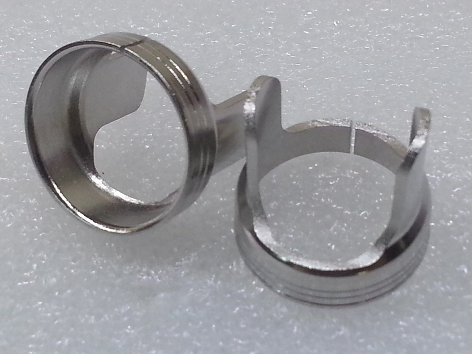 5 x Retaining Cup Grey Ceramic End Cap 60390 for PT40 /& PT60 Plasma Torches