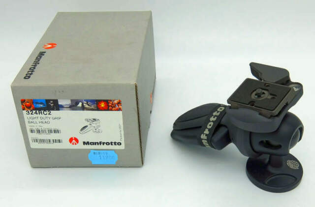 Manfrotto 324RC2 rotule joystick