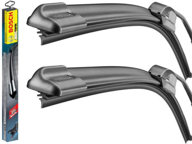 NOUVEAU 2 BALAIS ESSUIE GLACE AEROTWIN BOSCH   PORSCHE 911  (996 997) 3/96-11/11