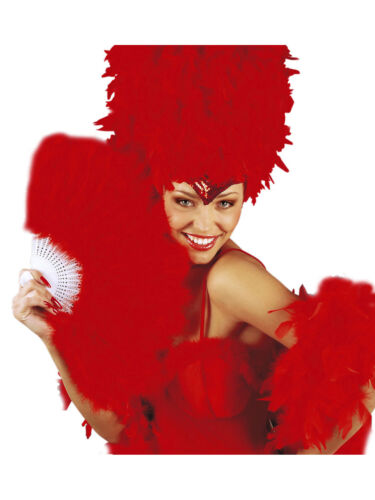 Federfächer Samba Accessoires Kostüm Karneval Fasching