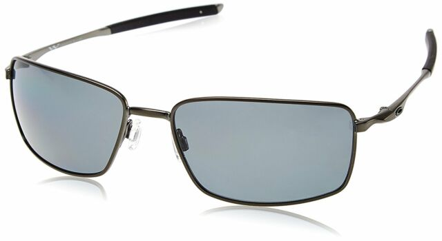 2b147d276a Buy Sunglasses Oakley Square Wire - 4075-04 Polarized Carbon Grey ...