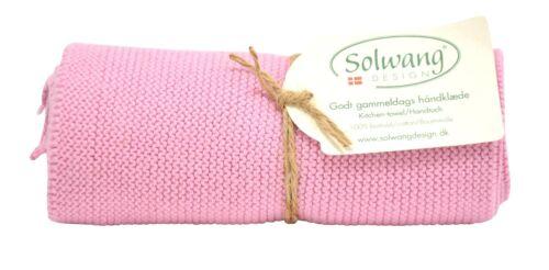 Küchentuch tricote//ROSE CLAIR h17 solwang DESIGN DK Serviette