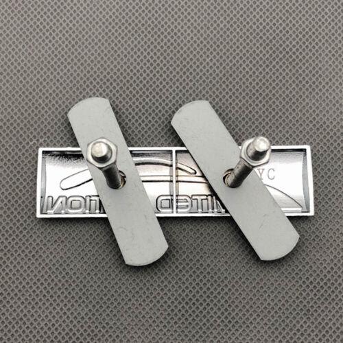 Chrome Front Hood Metal LIMITED EDITION Car Grille Emblem 3D Grill Logo Badge