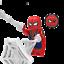 miniature 152 - MARVEL AVENGERS DC COMICS Minifigure custom tipo Lego Batman Superman venom BIG