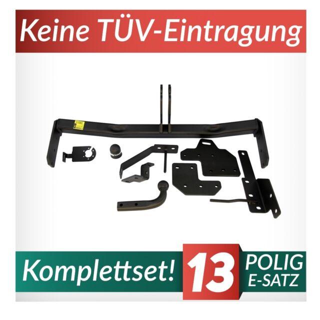 Anhängerkupplung BOSAL starr für VW T5 EBA NEU inkl ESatz KIT kpl