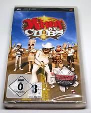 Playstation PSP Spiel Game - King of Clubs ( Minigolf Extreme ) - Neu OVP