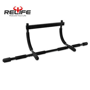 Relife-Pull-Up-Bar-Chin-Up-Bar-For-Body-Workout-Doorway-Iron-Multi-function-Gym