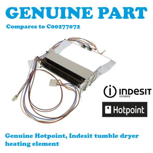 IT FR IDCA 835 B S INDESIT IDCA 835 B Genuine Asciugatrice Elemento Riscaldante