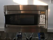 Ge Profile Pem31sm4ss Stainless Steel Countertop Microwave Oven In Counter Look