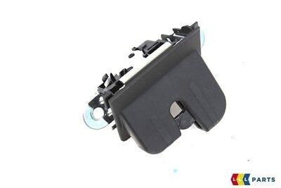 NEW GENUINE SEAT IBIZA 09-11 REAR TRUNK BOOT LID LOCK MECHANISM 6J4827505E9B9