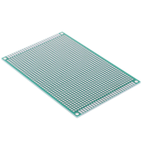 1pcs 8x12cm Single Side Prototype PCB Universal Printed Circuit Board Protobo/_JO