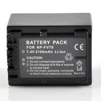 Np-fv70 Np-fv30 Npfv40 Battery For Sony Dcr-dvd92 Dcr-dvd92e Dcr-dvd103