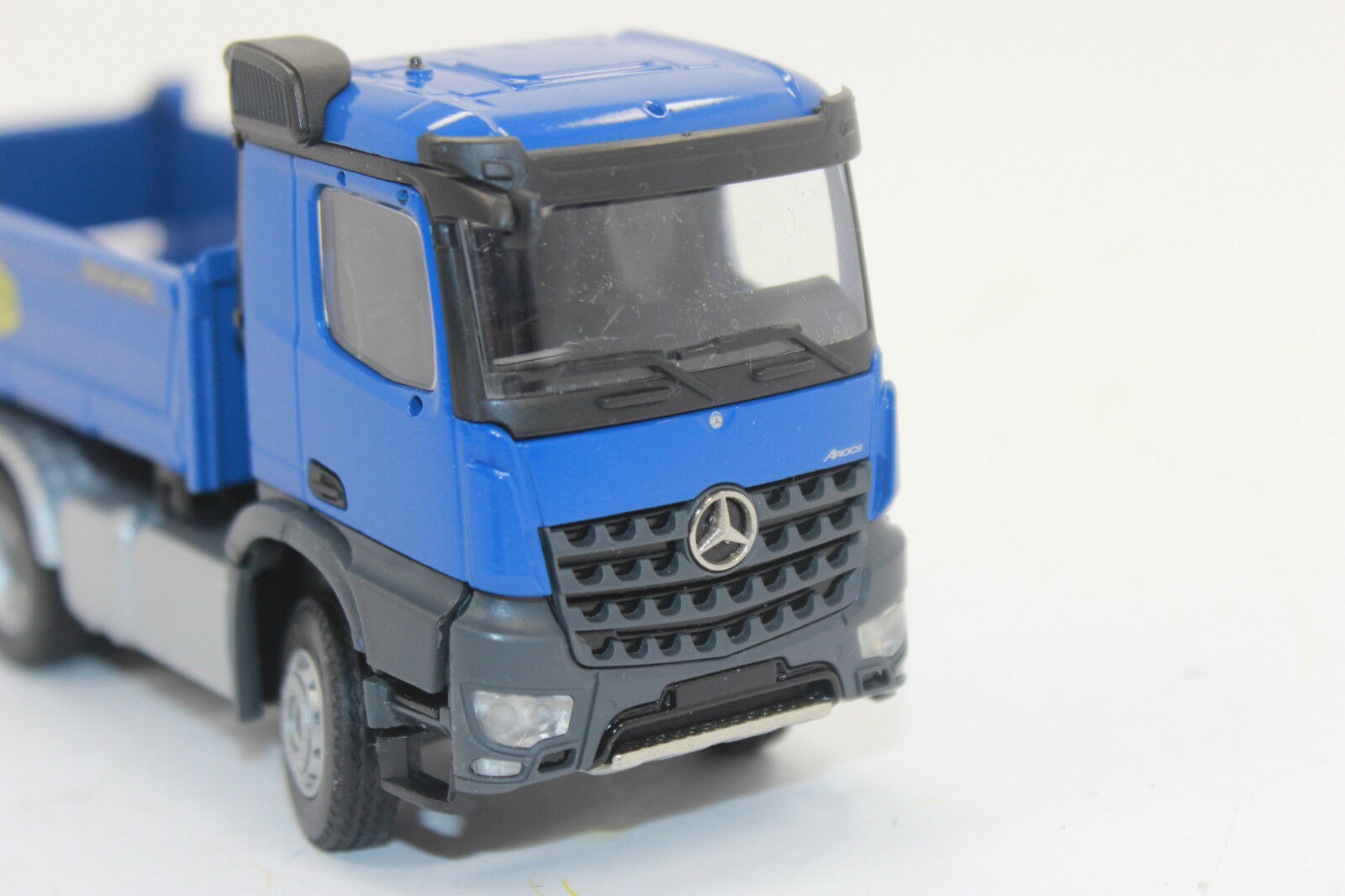 Conrad 78181 Mercedes Benz Arocs Meiler Tre-Laterale Ribaltabile 3 Assi 1 50