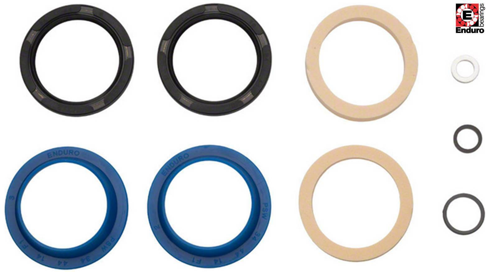 Enduro Bearings joints de fourche pour Fox 32 service kit fk-6650 enduro bearing
