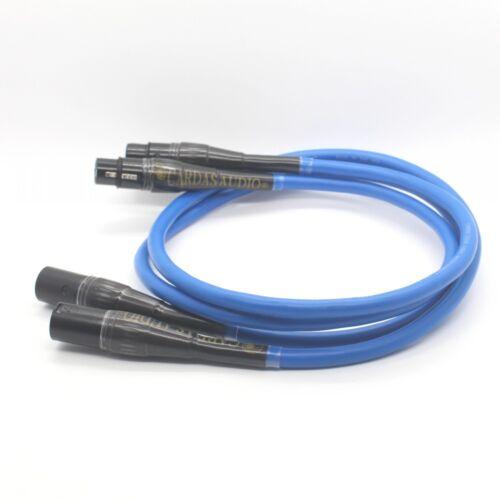 Pair CARDAS Clear Light Interconnect XLR Plug Audio Cable 1.0m 1.5m 2.0m