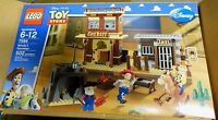 Lego 7594 Disney Toy Story Pixar Woody's Roundup Brand Jail Sheriff
