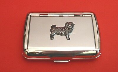 Rottweiler Pewter Motif Round Mint Pill Box Mother Vet Pet Christmas Gift