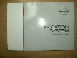 nissan x trail primera almera tino system navi u navigation owners rh ebay co uk Nissan X-Trail 2007 Nissan X-Trail Problems