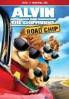 Alvin and The Chipmunks Road Chip DVD 2016