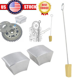 Details About Replace For Ford 5 4 4 6l Cam Phaser Lock Out Repair Kit Timing Chain Wedge Tool