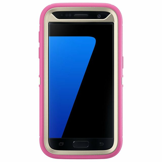 low priced d8134 2aab4 OtterBox Defender Case for Samsung Galaxy S7 - Berries N Cream