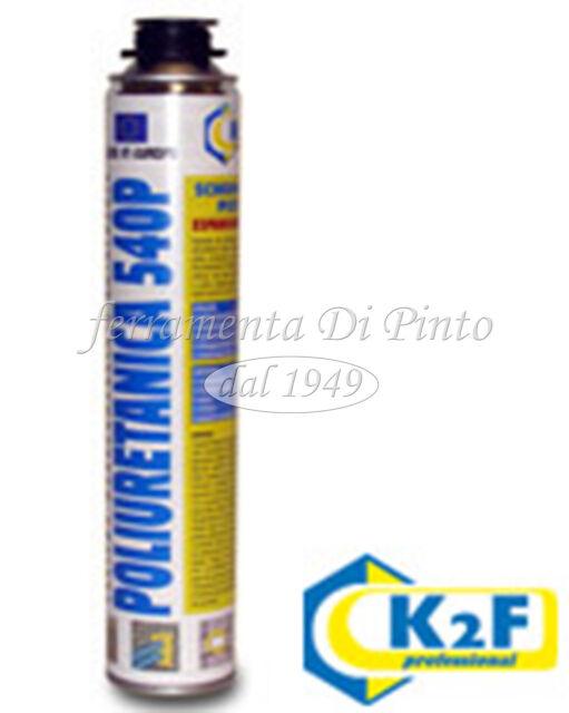 SCHIUMA POLIURETANICA PER PISTOLA ML 750 K2F