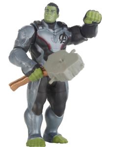 New Marvel Avengers Endgame Team Suit Hulk Deluxe 6 Inch Scale Figure Hasbro NIB