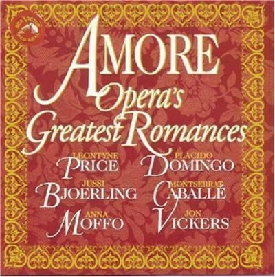 Amore Opera S Greatest Romances Cd Sep 1998 Bmg Distributor For Sale Online Ebay