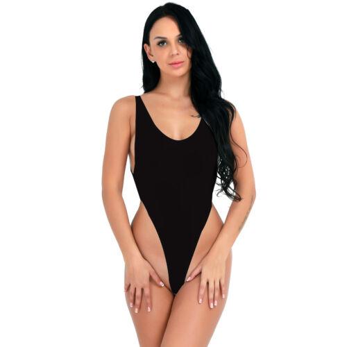 Women/'s Sheer Mesh Bikini Ladies HOT Swimwear Swimsuit Bathing Teddy Jumpsuit