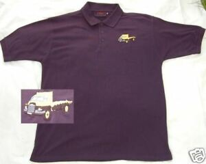 Bedford Duple embroidered on Polo Shirt