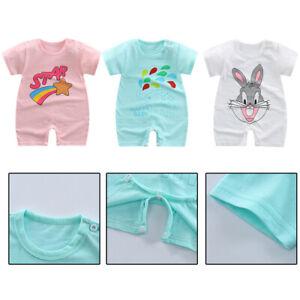 Newborn-baby-boy-girls-cotton-bodysuits-romper-clothes-cartoon-jumpsui-BSC