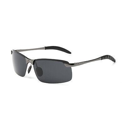 Mens Polarized UV400 Sunglasses Sport Outdoor Driving Glasses Travel Eyewear