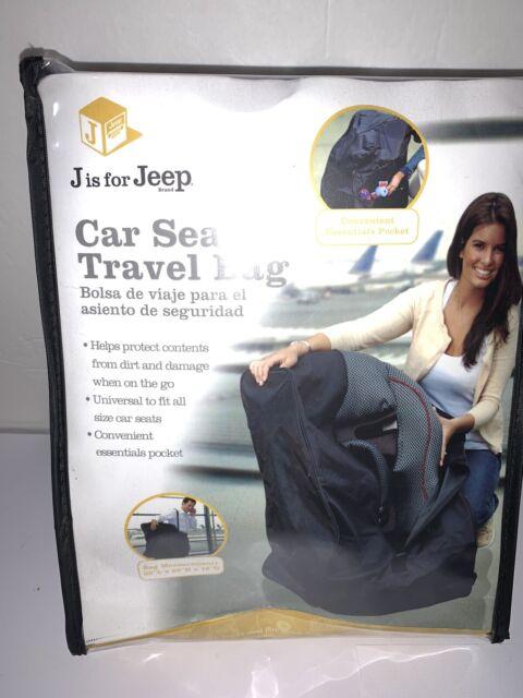 Jeep Car Seat Travel Bag Universal Size