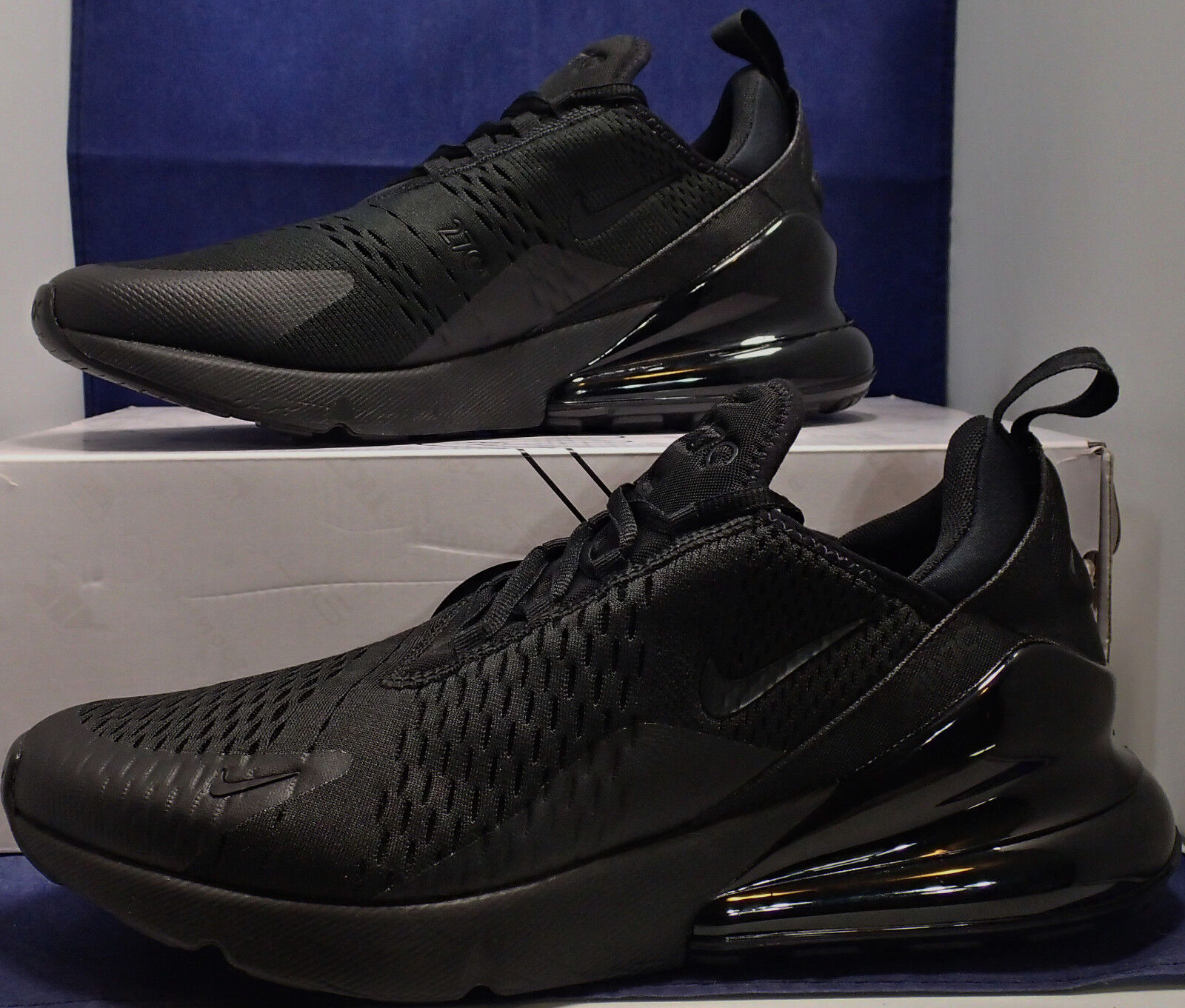 Nike Air Max 270 Schwarz Größe 11 (AH8050-005)