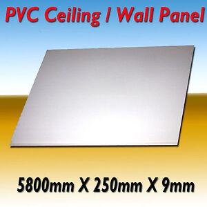 New 10 Piece Pack Pvc Ceiling Wall Cladding Panel Quot Matt