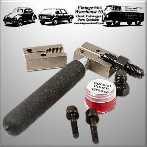"Triumph Spitfire Herald GT6 2000 3//8/"" Unf Pro Copper Brake Line Pipe Repair Kit"