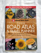 Official Good Sam Club RV Road Atlas Includes US Canada ... on route planner, high school planner, flight planner,